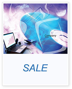Technology, Science & Computers: Multimedia Sale Poster Template #00698