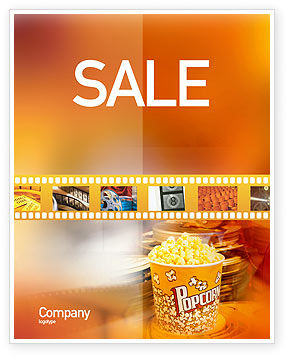 Art & Entertainment: Modello Poster - Popcorn #00962