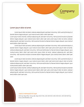 Technology, Science & Computers: Chemical Research Letterhead Template #01028