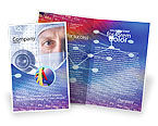 Technology, Science & Computers: Modèle de Brochure de composé chimique #01029
