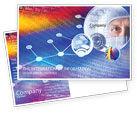 Technology, Science & Computers: Modello Cartolina - Composto chimico #01029
