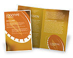 Business Concepts: Compass Brochure Template #01284