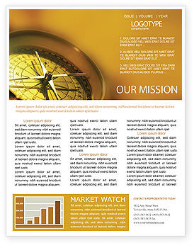 Compass Newsletter Template