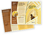 Art & Entertainment: Kolom Brochure Template #01393