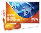 Global: Modello Cartolina - Tecnologie globali #01456