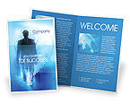 Global: Businessman Brochure Template #01534