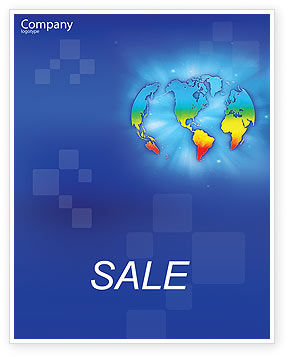Continental Sale Poster Template