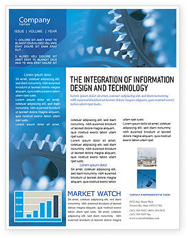Utilities/Industrial: Mechanism Newsletter Template #01604
