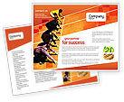 Business Concepts: Modello Brochure - Gara ufficio #01651