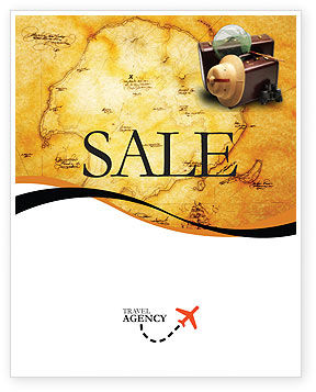 Careers/Industry: Travel Sale Poster Template #01669