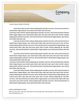 Business: Carrière Van Afro-amerikanen Briefpapier Template #01688