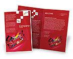 Utilities/Industrial: Plantilla de folleto - caja de herramientas #01734