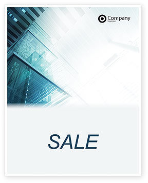 Construction: Elevator Sale Poster Template #01763