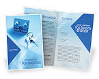 Careers/Industry: Real Estate Brochure Template #01859