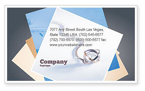 Construction: Transient Time Business Card Template #01864