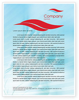 Careers/Industry: Furniture Letterhead Template #01869
