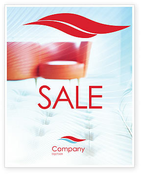 Furniture Sale Poster Template