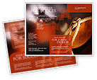 Art & Entertainment: Spur Brochure Template #01875
