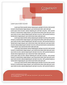 Art & Entertainment: Spur Letterhead Template #01875