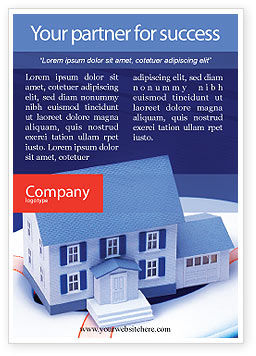 Property Insurance Ad Template