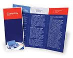 Business Concepts: Sachversicherung Broschüren Vorlage #01878