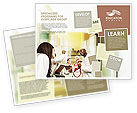 Education & Training: Modello Brochure - Teatro anatomico #01886