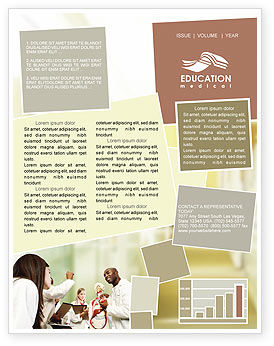 Anatomical Theatre Newsletter Template