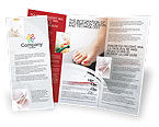 Sports: Weight Loss Brochure Template #01904