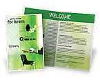 Careers/Industry: Private Place Brochure Template #01912