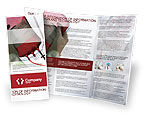 Medical: Blood Transfusion Brochure Template #01917