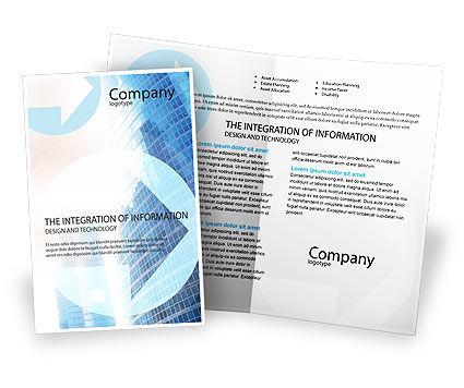 Telecommunication: Modern Telecommunication Brochure Template #01926