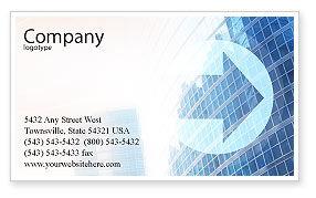 Telecommunication: Moderne telekommunikation Visitenkarte Vorlage #01926