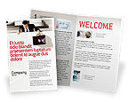 Careers/Industry: Profit Brochure Template #01928