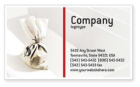 Careers/Industry: Profitieren Visitenkarte Vorlage #01928