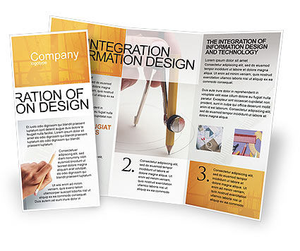 Draftsman Brochure Template Design And Layout Download Now - Brochure templates download