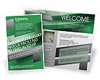 Business Concepts: Oplossing Brochure Template #01946