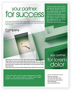 Solution Flyer Template