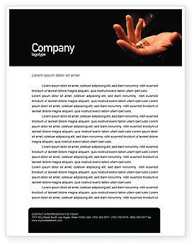 Business Concepts: Fortune Letterhead Template #01947