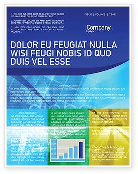 E-business Newsletter Template, 01983, Business Concepts — PoweredTemplate.com