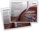 Education & Training: Astronomy Brochure Template #01987