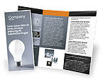 Business Concepts: Idea Brochure Template #01989