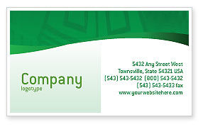 Skateboard Business Card Template, 01993, Sports — PoweredTemplate.com