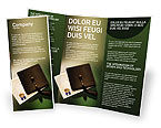 Education & Training: Diploma Brochure Template #01997