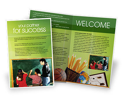 Teacher Brochure Example Pasoevolistco - Teacher brochure template