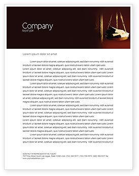 Legal: Templat Kop Surat Korupsi #02025