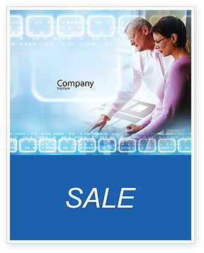 Education & Training: Project Management Sale Poster Template #02034