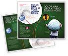Global: Modèle de Brochure de enfant et monde #02045