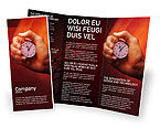 Consulting: Stop-Watch Brochure Template #02051