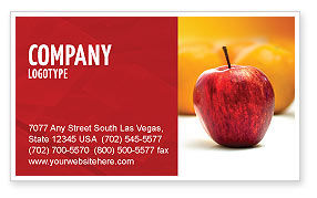 Business Concepts: Standing Out Business Card Template #02054