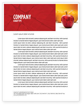 Business Concepts: Standing Out Letterhead Template #02054